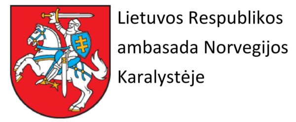 Lithuanian Embassy to the Kingdom of Norway